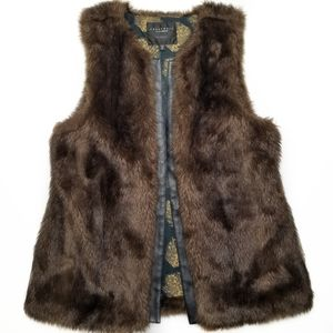 Sanctuary Faux Fur Vest